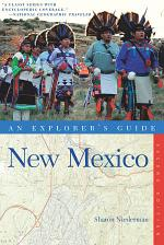 Explorer's Guide New Mexico (Second Edition)