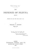 The Defence of Plevna  1877 PDF