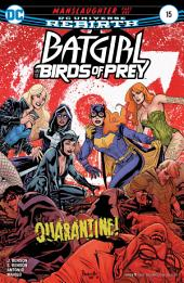 Batgirl and the Birds of Prey (2016-) #15