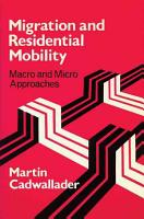 Migration and Residential Mobility PDF