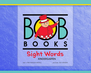 Bob Books Sight Words  Kindergarten Book