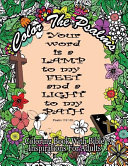Color the Psalms Coloring Book with Bible Inspirations for Adults