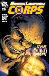 Green Lantern Corps (2006-) #20