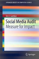Social Media Audit PDF