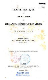 Traité pratique sur les maladies des organes génito-urinaires: Page1