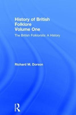 History of British Folklore PDF