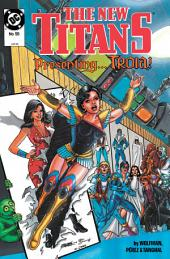 The New Titans (1988-1996) #55