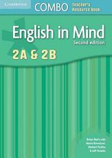 English in Mind Levels 2A and 2B Combo Teacher s Resource Book PDF