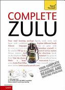 Complete Zulu Beginner to Intermediate Course PDF