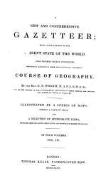 A New and Comprehensive Gazetteer PDF