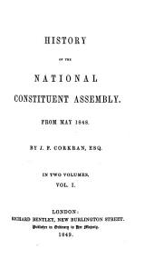 History of the National Constituent Assembly: from May 1848