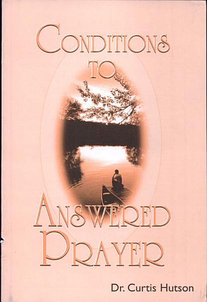 Download Conditions to Answered Prayer Book