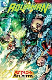 Aquaman (2011-) #47