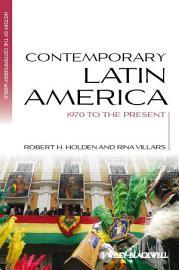 Contemporary Latin America PDF