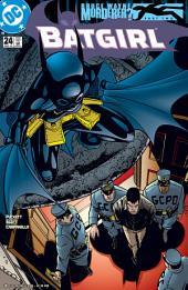 Batgirl (2000-) #24