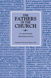 The Retractions (The Fathers of the Church, Volume 60)