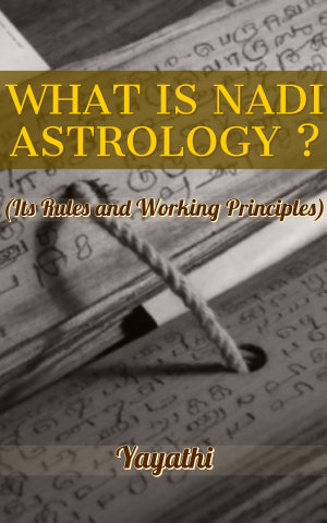 WHAT IS NADI ASTROLOGY