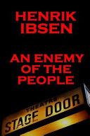 Henrik Ibsen   An Enemy of the People PDF