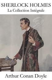 La Collection Intégrale de Sherlock Holmes