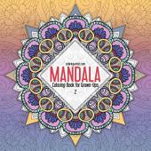 Mandala Coloring Book for Grown-Ups 2