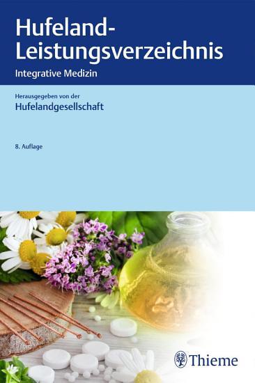 Hufeland Leistungsverzeichnis PDF