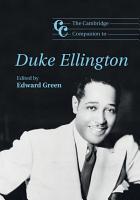 The Cambridge Companion to Duke Ellington PDF