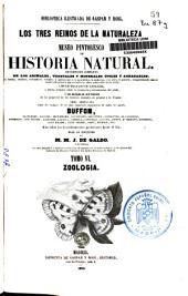 Los tres reinos de la naturaleza o museo pintoresco de historia natural: Zoología
