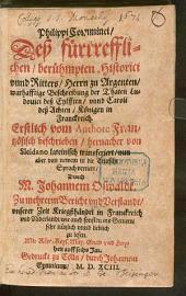 Wahrhafte Beschreibung der Thaten Ludwig des Eylften