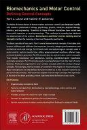 Biomechanics and Motor Control PDF