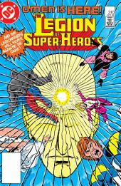 The Legion of Super-Heroes (1980-) #310