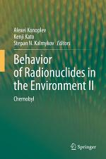 Behavior of Radionuclides in the Environment II