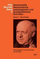 Gesammelte   konomische  soziologische und sozialpolitische Schriften PDF