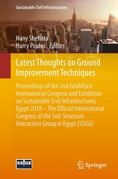 Latest Thoughts on Ground Improvement Techniques PDF