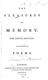 The Pleasures of Memory: With Some Other Poems, Issue 2
