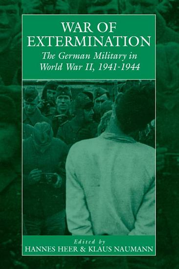 War of Extermination PDF