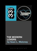 The Modern Lovers Book