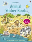 Animal Sticker Book