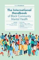 The International Handbook of Black Community Mental Health PDF