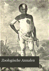 Zoologische annalen: Zeitschrift für Geschichte der Zoologie, Band 1