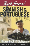 Rick Steves' Spanish and Portuguese Phrasebook and Dictionary