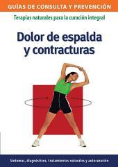 Dolor de espalda y contracturas: Terapias naturales para la curación integral