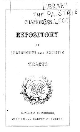 Chamber s Repository of Instructive and Amusing Tracts PDF