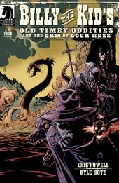 Billy the Kid's Old Timey Oddities and the Orm of Loch Ness #3