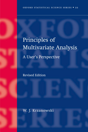 Principles of Multivariate Analysis PDF