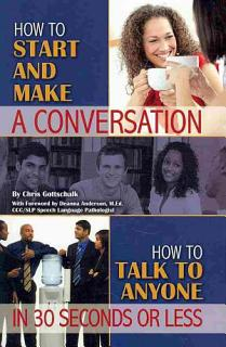 How to Start and Make a Conversation Book