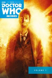 Doctor Who: The Tenth Doctor Archives Omnibus Vol. 1, Issues 1-12