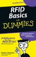 RFID Basics for Dummies®