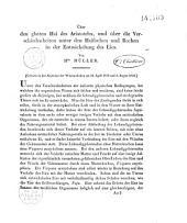 Über den glatten Hai des Aristoteles, und über die Verschiedenheiten unter den Haifischen und Rochen in der Entwickelung des Eies