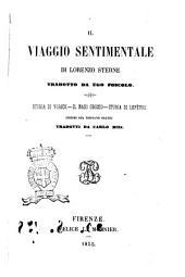 Il viaggio sentimentale episodi del Tristano Shandy di Lorenzo Sterne