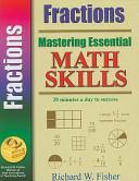 Mastering Essential Math Skills Book